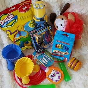 Toy Bundle With  New Fun Items